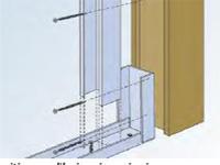 Monter un mur ou une closison - Pose porte coulissante dans cloison placo ...